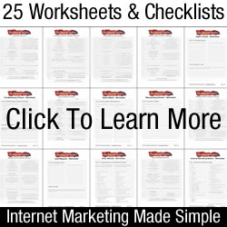 Checklists Banner Ad